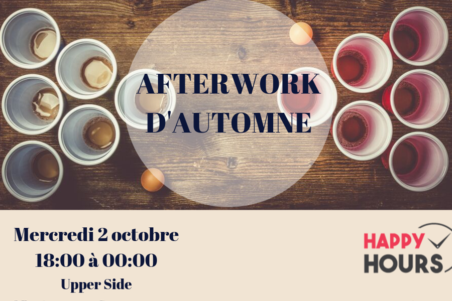 1er afterwork iaelyon Junior Conseil & That's iaelyon