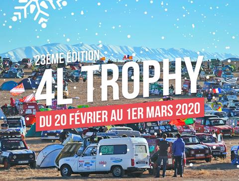 4L Trophy 2020