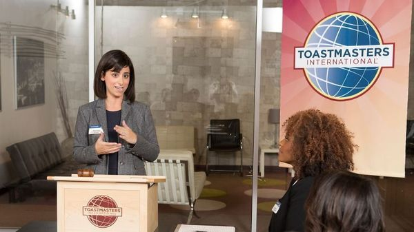 Lyon english toastmaster