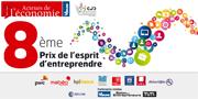 8e Prix de l'Esprit d'Entreprendre - Acteurs de l'Economie - La Tribune