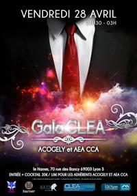 Gala CLEA 2017