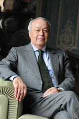 Portrait Alain Mérieux