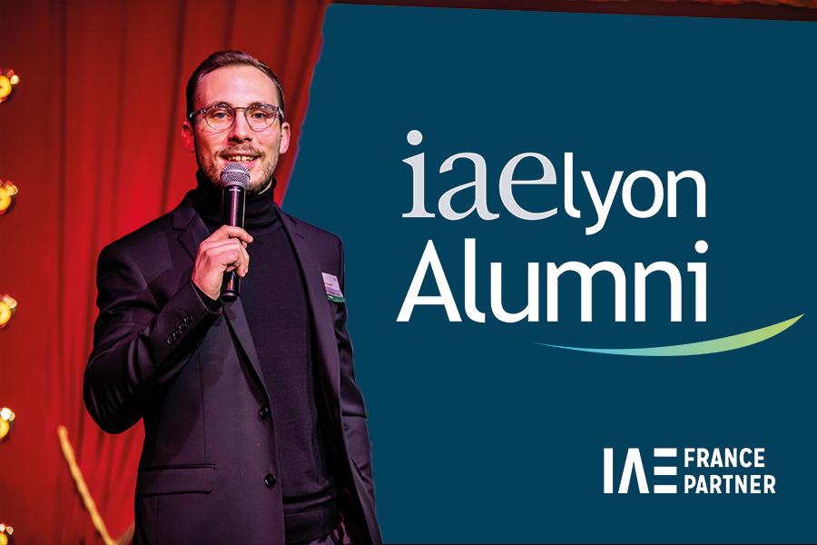 iaelyon Alumni obtient le label IAE FRANCE PARTNER