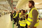 Visite Renault Trucks