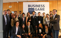 Business Game IAE Lyon 2013