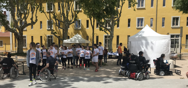 Boucle Solidaire - Course Handisport 2019