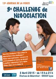Challenge Négociation 2015 - IAE LYON