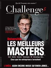 Challenges classement Masters