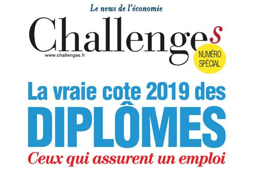 Challenges - Cote des diplômes 2019