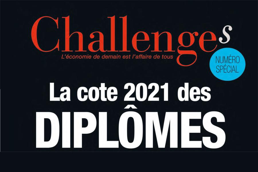 Challenges - Cote des diplômes 2021