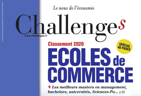 Challenges meilleurs Masters 2020