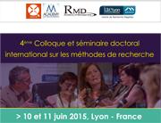 Colloque ISEOR AOM - Juin 2015