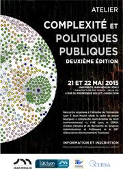 Complexité et politiques publiques