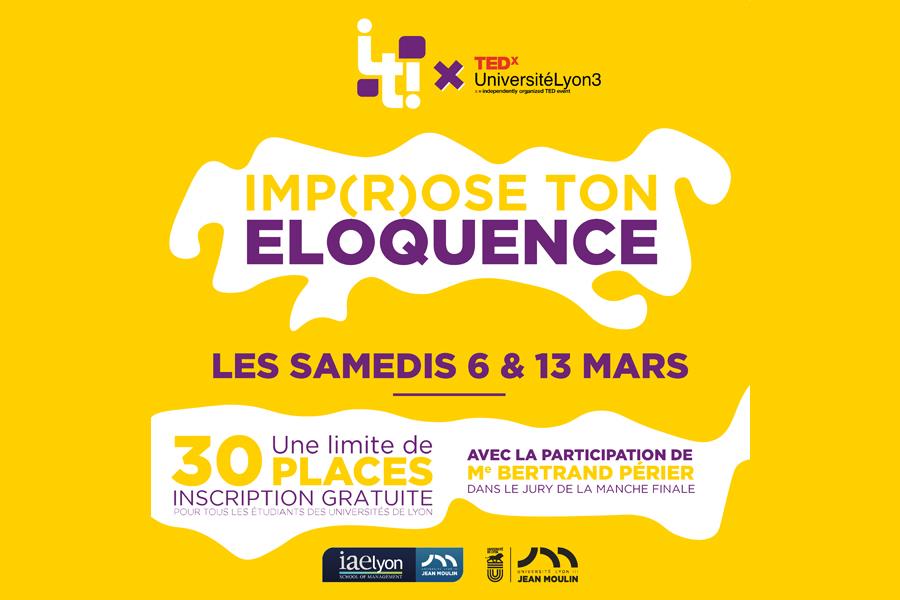 Concours éloquence Lyon