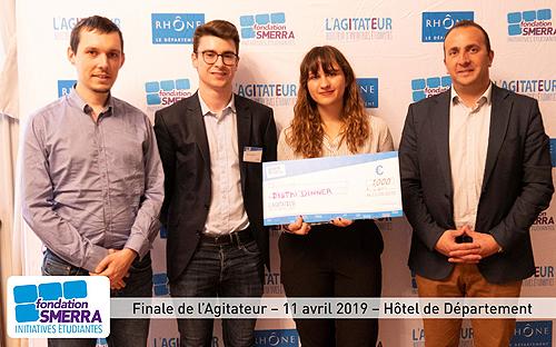 Concours l'Agitateur 2019 - Fondation SMERRA