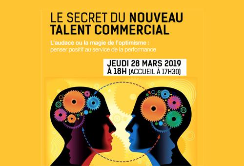 Le secret du nouveau talent commercial