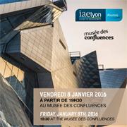 Soirée iaelyon Alumni - Musée Confluences