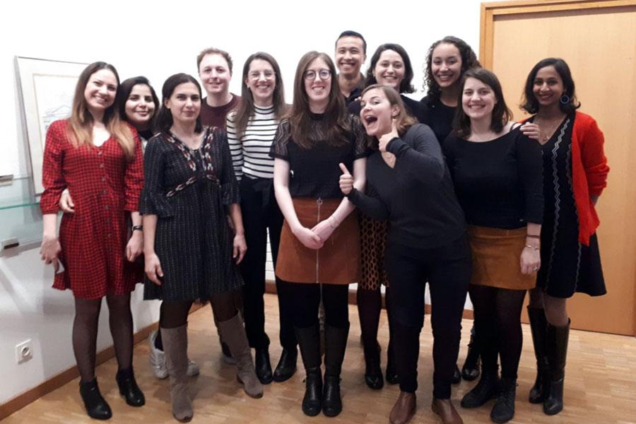 Prix de thèse AFM 2020 : Alice Falchi lauréate