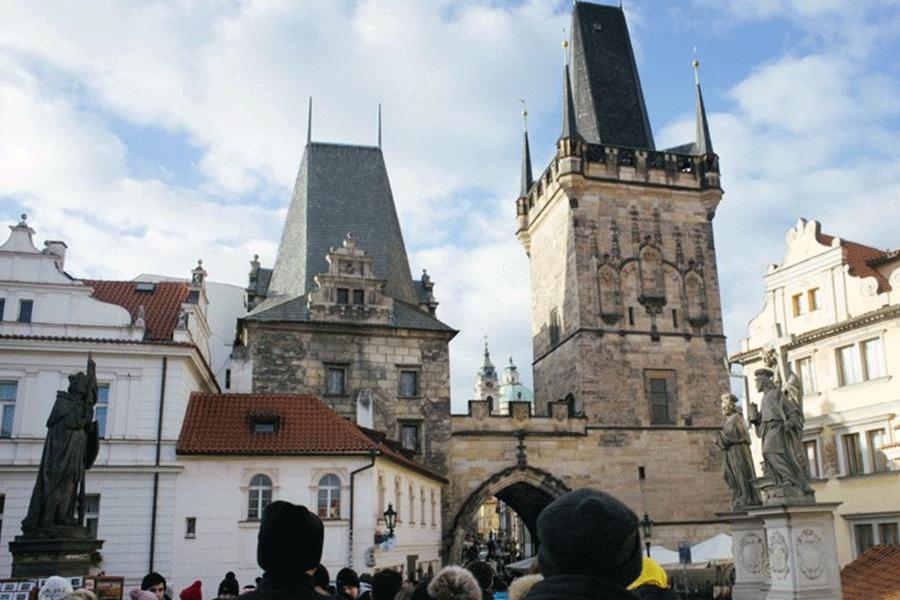 Voyage culturel et pédagogique Prague