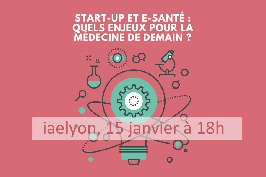 Start-up et e-santé