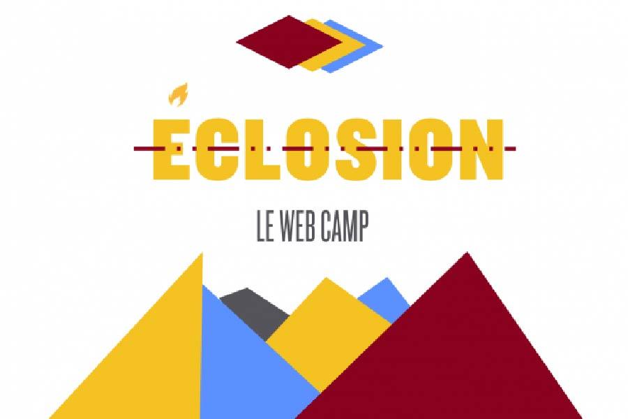 Séminaire Eclosion «le WebCamp» d'Enactus France