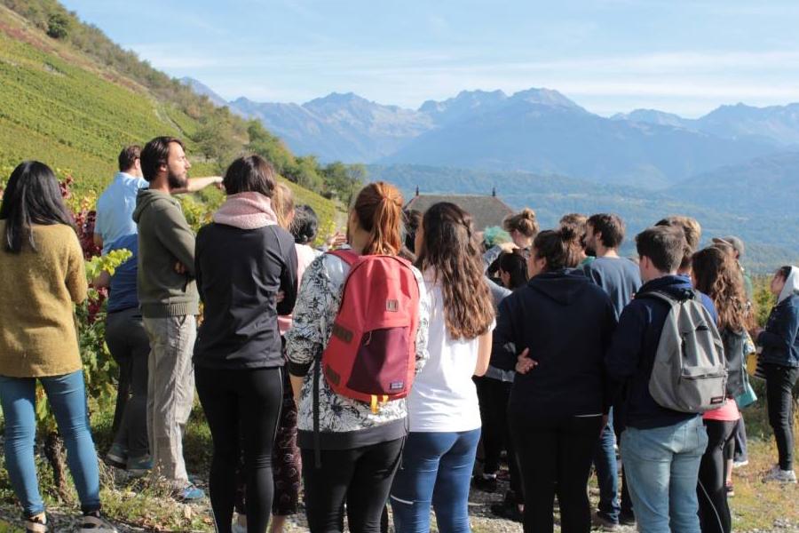 Ecorun 2019 : journée inter-associative nature