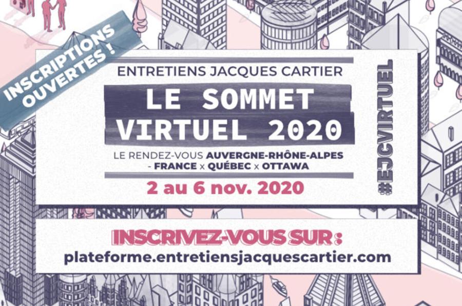 Entretiens Jacques Cartier 2020
