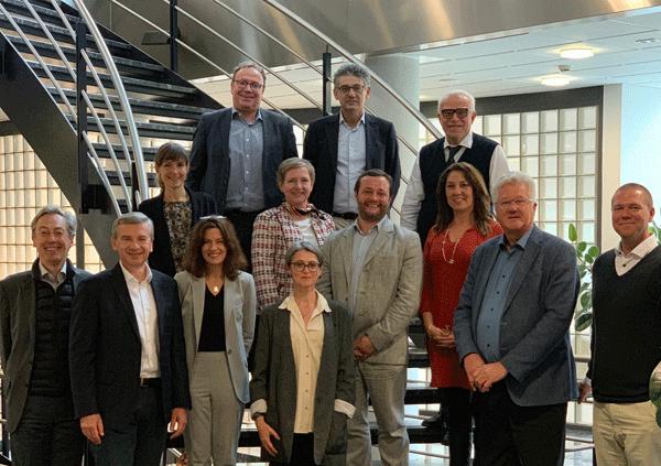 EQUAL Network, réunion 8 octobre 2019