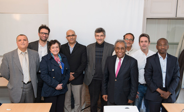 Executive DBA Paris -  iaelyon-BSI - 1ère promotion