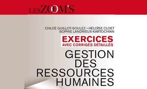 Exercices corrigés de gestion des ressources humaines