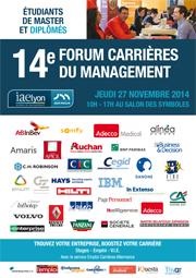 Forum Carrières du Management 2014