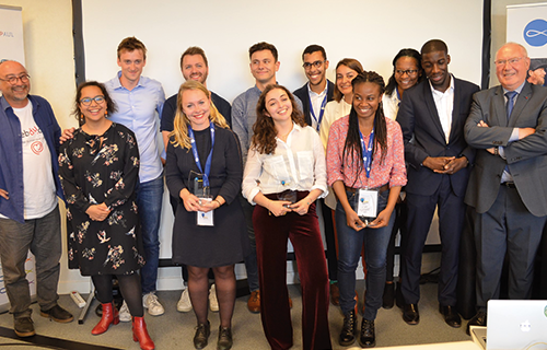 Concours Innovate 2019 : le Tissu Solidaire d'Enactus iaelyon grand gagnant