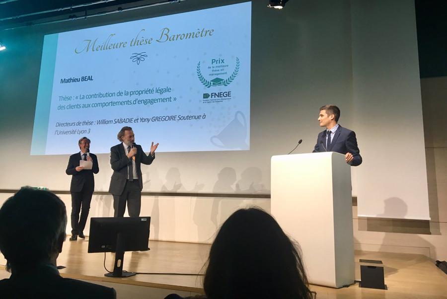 Prix FNEGE 2019 meilleures thèses en management