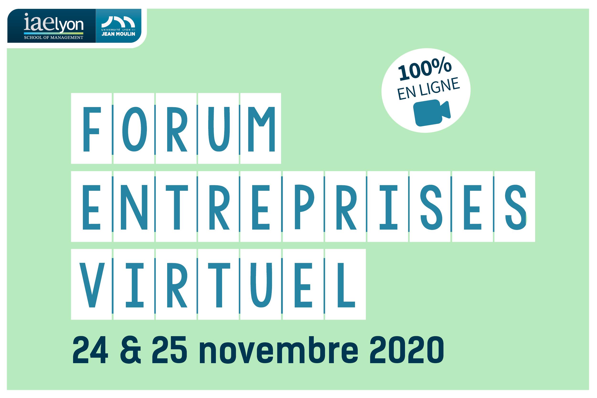 Forum Carrières 2020