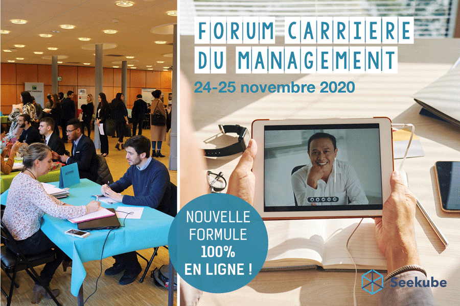 Forum Carrières du Management 2020