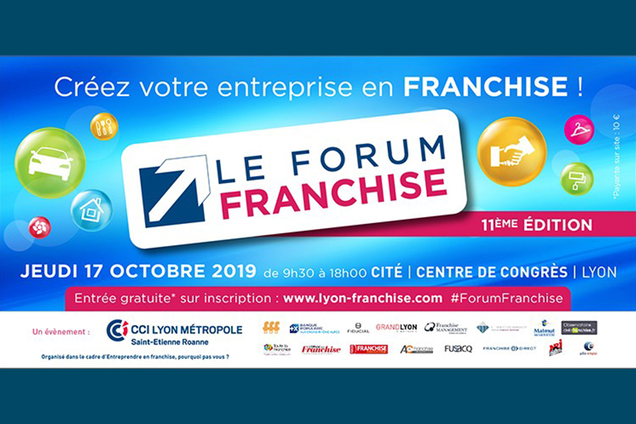 iaelyon Forum Franchise Lyon 2019