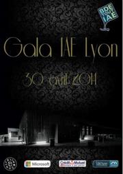 Gala IAE LYON 2014