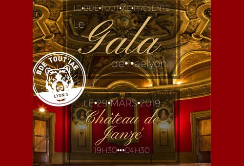 Gala de l'iaelyon 2019
