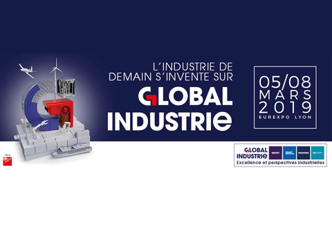 Salon Global Industrie Lyon