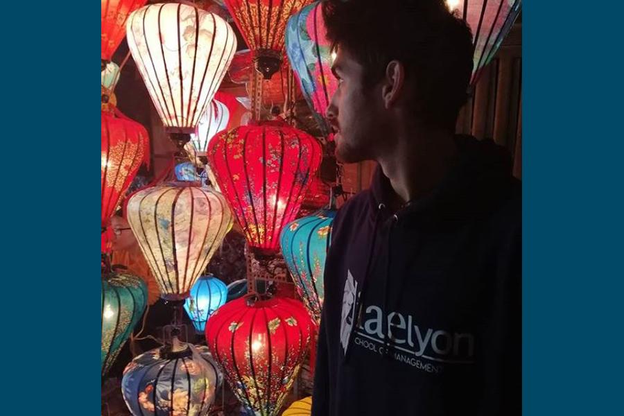 Gone Trotters : l'aventure de deux étudiants de l'iaelyon en Asie