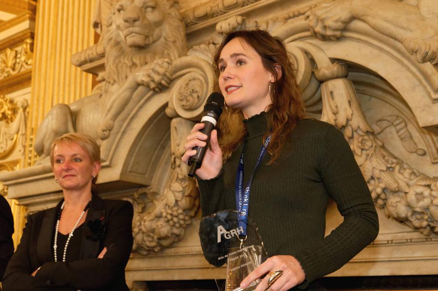 Le prix de thèse AGRH Didier Retour 2018 décerné à Hélène Monnier, iaelyon