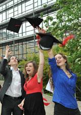 Remise de diplômes des Masters - IAE Lyon