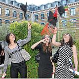 Remise diplômes Masters IAE Lyon