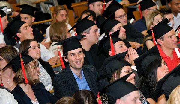 Remise de diplômes Master - IAE Lyon