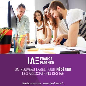 Label IAE FRANCE PARTNER