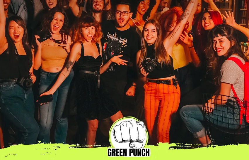 greenpunch image