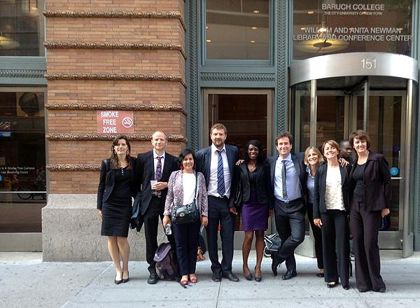 International MBA, IAE Lyon à Baruch College NYC