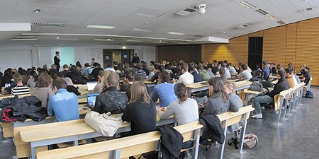 Réunion de lancement IAE Lyon Junior Conseil