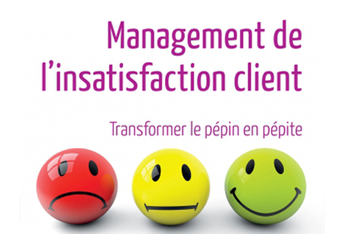 Management de l'insatisfaction client