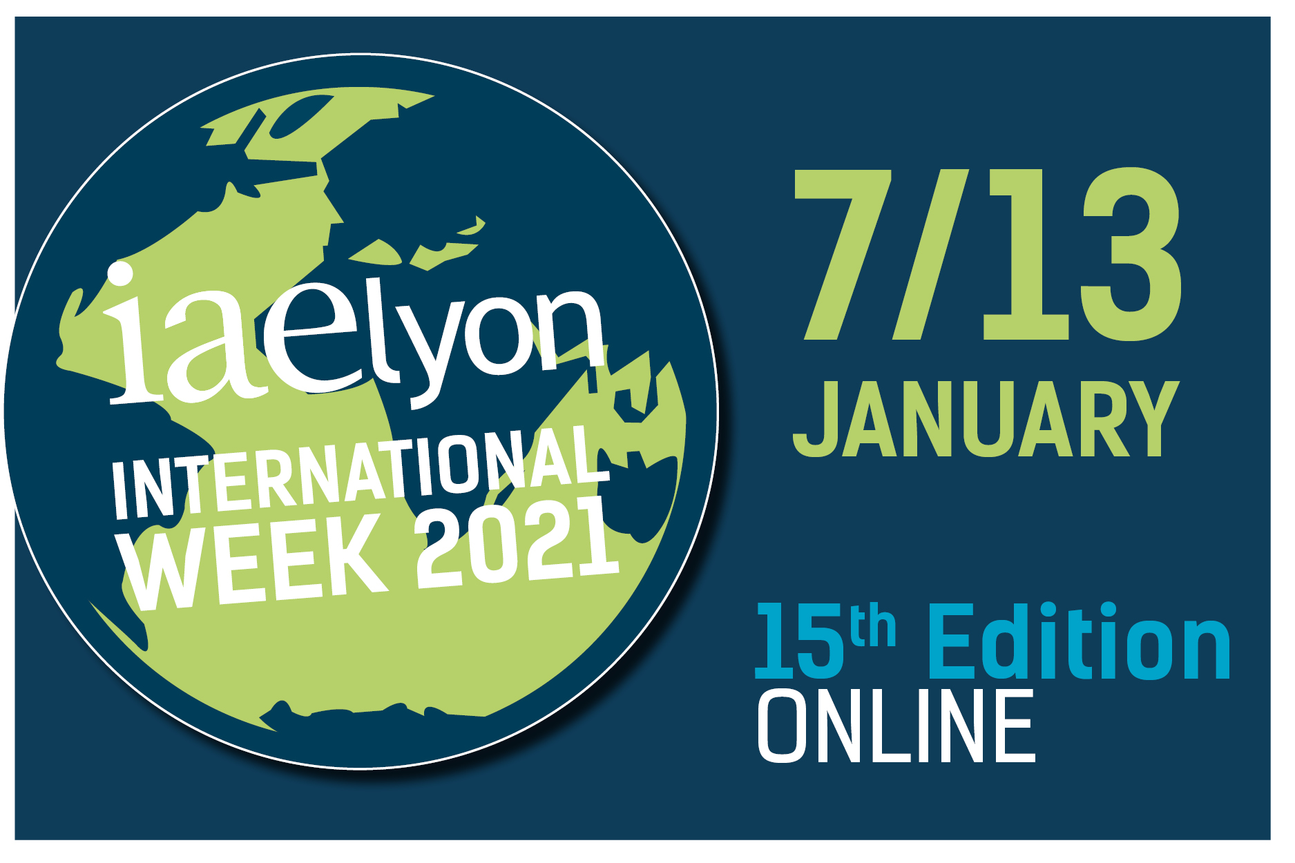 iaelyon International Week 2021 online
